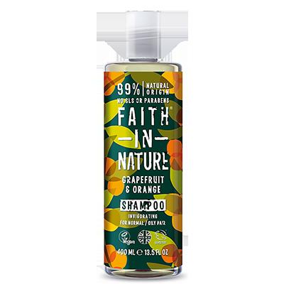 Shampoo Pompelmo e Arancia