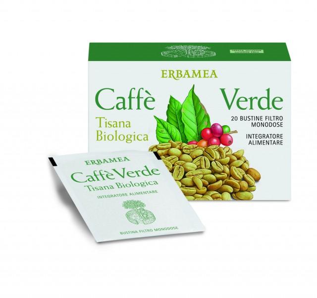 caffe verde tisana